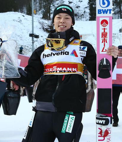 Ryoyu Kobayashi zurück an der Spitze