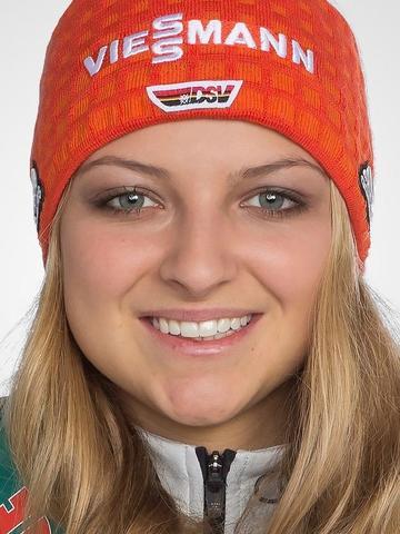 Saisonaus für Gianina Ernst