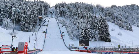 COC Skispringen in Engelberg live