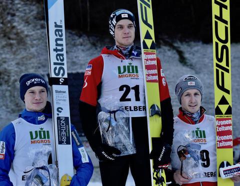 COC-M: Philipp Aschenwald gewinnt in Engelberg