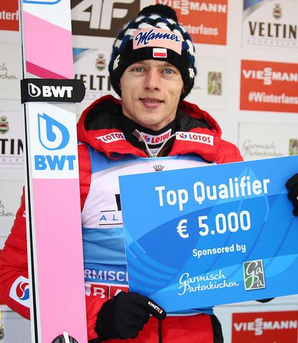 Quali-Sieg für Dawid Kubacki