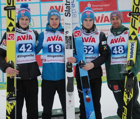 COC-M: Bartol und Baer gewinnen in Klingenthal
