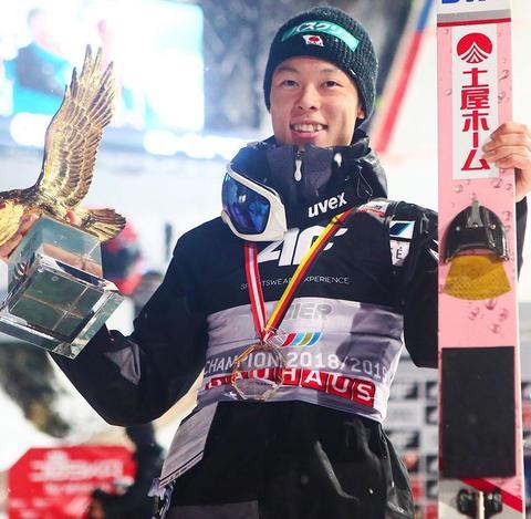 Ryoyu Kobayashi holt den Grand Slam