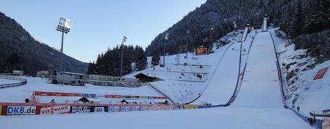 Programm FIS Weltcup Val di Fiemme, Sapporo