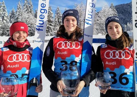 COC-L: Jerneja Brecl gewinnt erneut