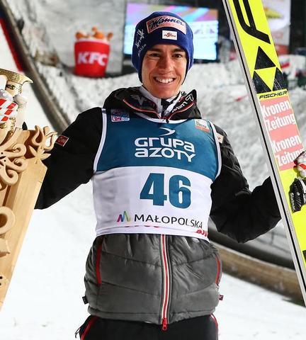 Stefan Kraft beendet österreichische Durststrecke