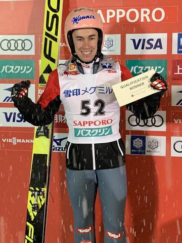 Stefan Kraft der Beste in der Qualifikation