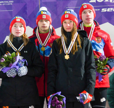 JWM: Russisches Mixed-Team gewinnt