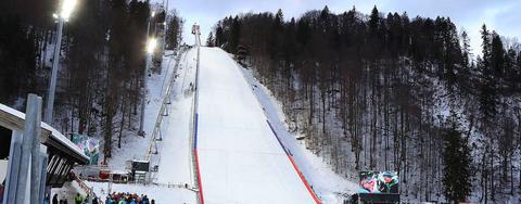 Programm FIS Weltcup Oberstdorf, Hinzenbach