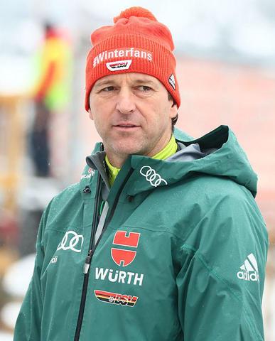 Werner Schuster hört als deutscher Cheftrainer auf