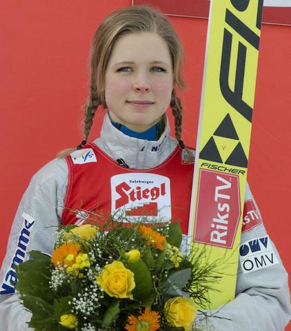 Quali-Sieg für Maren Lundby in Hinzenbach