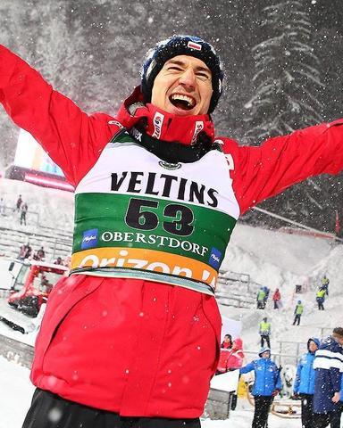 Erster Saisonsieg für Kamil Stoch