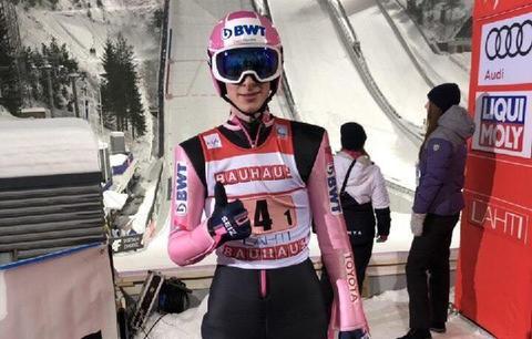Týmové závody skokanů: Muži v Lahti sedmí, ženy v Ljubnu deváté