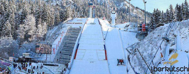 Oberstdorf Skispringen