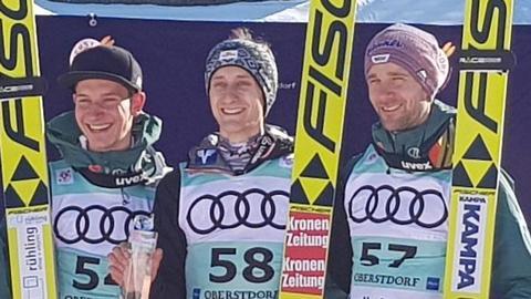 COC-M: Clemens Aigner gewinnt vor zwei Lokalmatadoren