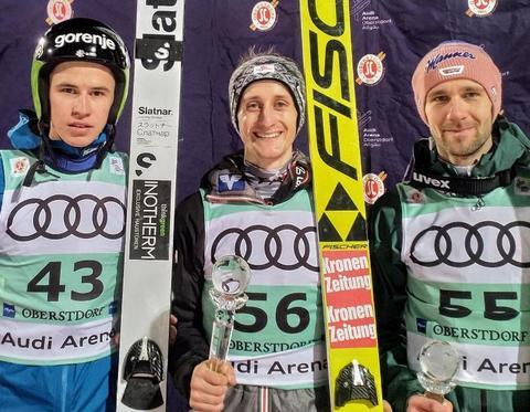 COC-M: Zweiter Sieg in Folge für Clemens Aigner