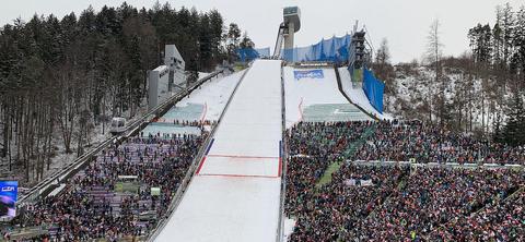 Programm FIS Nordische Ski WM Seefeld
