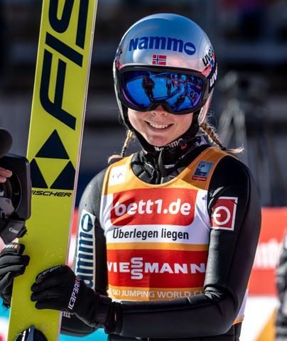 Nächster Sieg für Maren Lundby