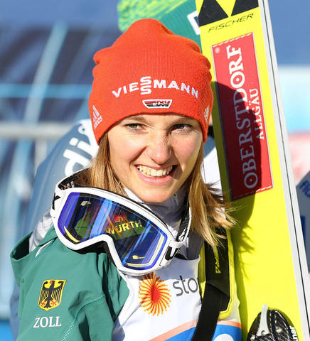 Skispringerinnen starten mit zwei Trainings in die WM