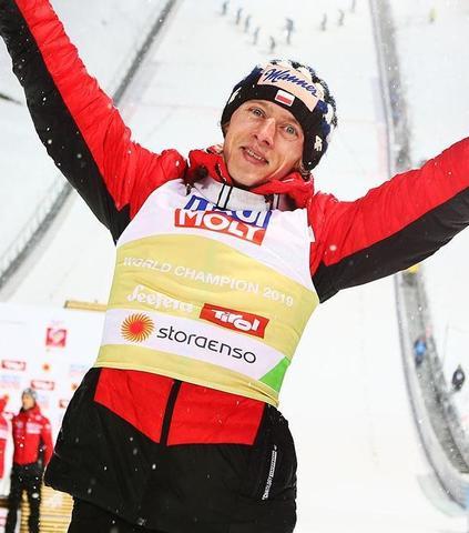 Kubacki und Stoch holen Gold und Silber für Polen