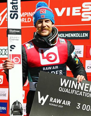 Quali-Sieg für Lokalmatador Robert Johansson