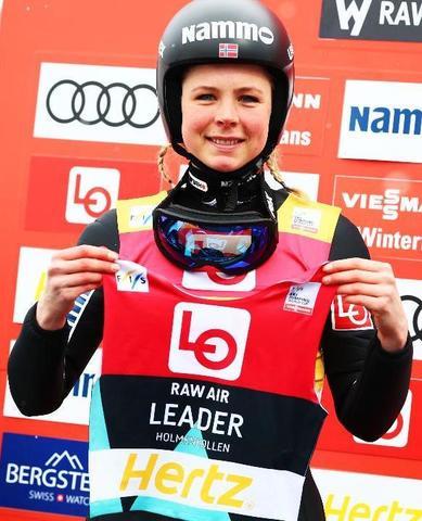 Maren Lundby gewinnt die Qualifikation