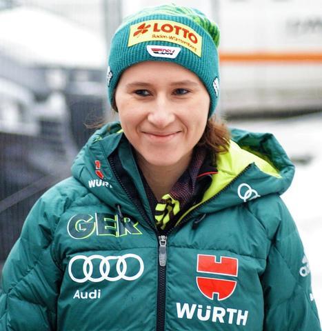 Ramona Straub schwer verletzt