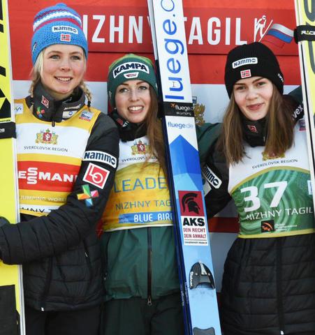 Zweiter Weltcupsieg für Juliane Seyfarth