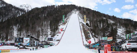 Programm FIS Weltcup Planica