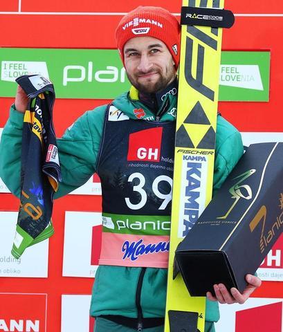 Endlich! Erster Weltcupsieg für Markus Eisenbichler