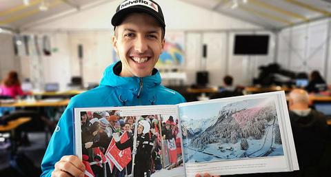 30 Skisprungschanzen der Welt - Das Buch