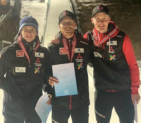 Markeng und Opseth dominieren norwegische Meisterschaften
