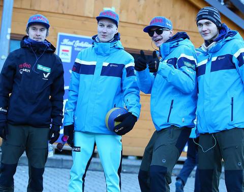 Finnische Skisprungkader bekanntgegeben