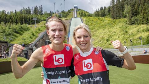 Lundby og Tande vant LO storsamling