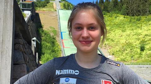 Ingrid Hordvik Kleven tatt ut til Prosjekt 2022 junior