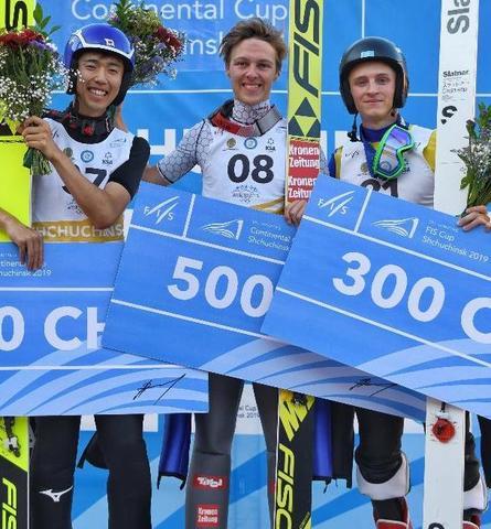 COC-M: Maximilian Lienher erster Sieger in Schuchinsk