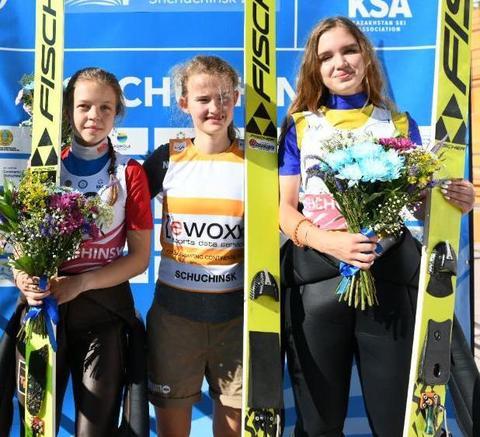 COC-W: Nächster Sieg für Gyda Westvold Hansen