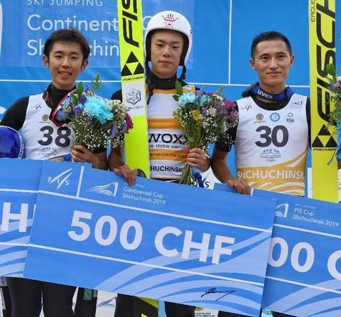 COC-M: Sato und Nakamura sorgen für japanischen Doppelsieg