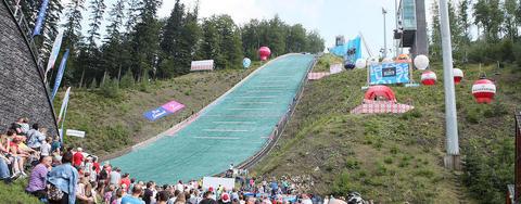Programm FIS Grand Prix Wisla