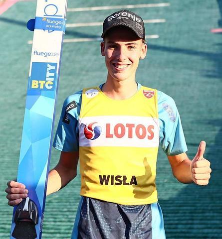 Erster Sieg im Grand Prix für Timi Zajc