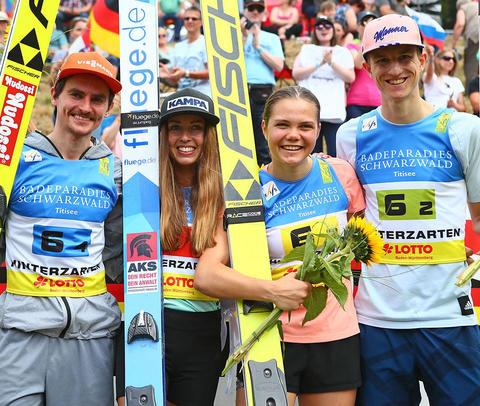 Heimsieg für deutsches Mixed-Team