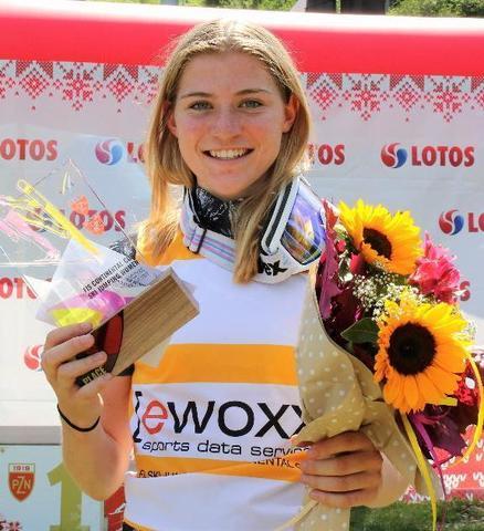 COC-W: Marita Kramer dominiert in Szczyrk