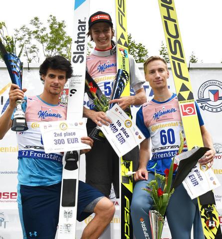 COC-M: Pawel Wasek holt ersten Sieg