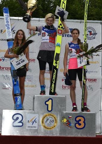 Nika Kriznar holt ersten Sieg beim GP Finale
