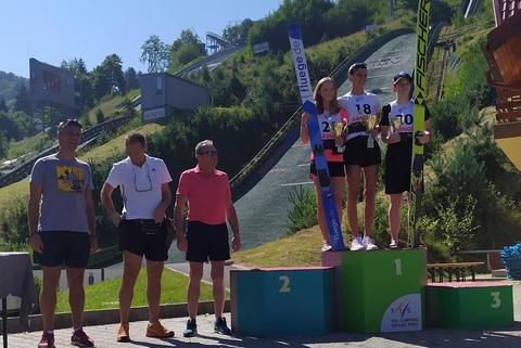 FIS Cup v Rasnově: Tři Češky v TOP 5!