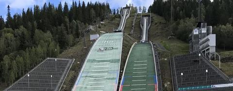 COC Skispringen in Lillehammer live