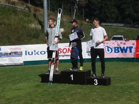 Mistrovství republiky vyhrál Koudelka. V Liberci se prosadili i Sakala s Kožíškem