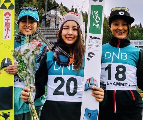 COC-W: Japanischer Dreifachsieg in Lillehammer