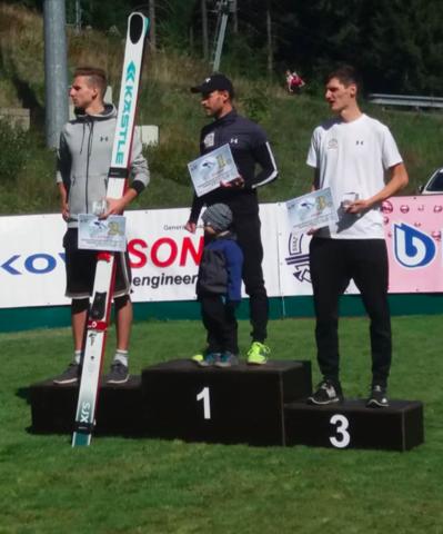 Roman Koudelka gewinnt tschechische Meisterschaften