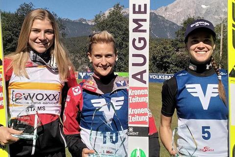 COC-W: Pinkelnig und Kramer holen Doppelsieg für Österreich
